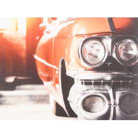 Картина на холсте «Винтаж-кар» 30х40 см