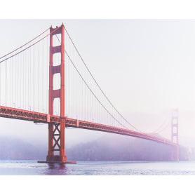 Картина на холсте «Сан-Франциско» 40х50 см