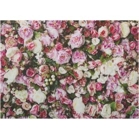Картина на холсте «Розовые розы» 50х70 см