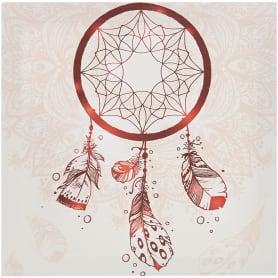 Картина на холсте «Ловец снов» 30x30 см