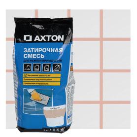 Затирка цементная Axton A.620 цвет бежевый 2 кг