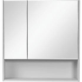 Зеркало «Сведен» с полкой 76x80 см