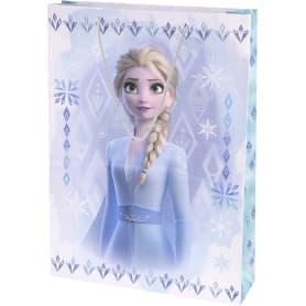 Пакет бумажный «Ледяные узоры» 33х45.7 см