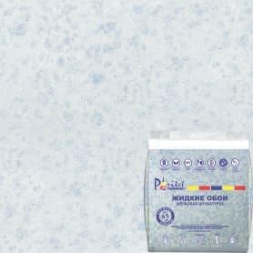 Жидкие обои Базовое покрытие 9 0.9 кг цвет голубой