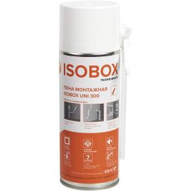 Пена монтажная ручная Isobox Uni 300 300 мл
