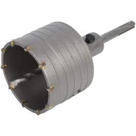Коронка по кирпичу SDS-plus Спец, D80 мм