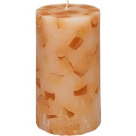 Свеча-столбик «Меланж», 7x13 см, цвет сандал