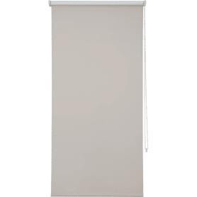 Штора рулонная Inspire блэкаут 80x160 см цвет кремовый