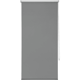 Штора рулонная Inspire Blackout, 100x160 см, цвет серый