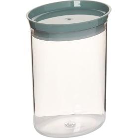 Банка для сыпучих продуктов Berossi Alt 0.9 л, цвет прозрачный