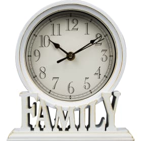 Часы настольные Family 21 см