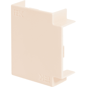 Угол Т-образный 40/16 мм цвет сосна 4 шт.