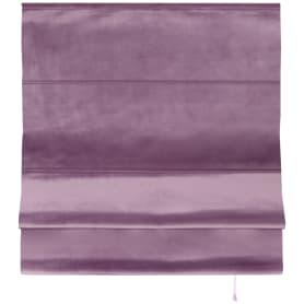 Штора римская «Милфид», 160x190 см, цвет лиловый