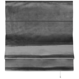 Штора римская «Милфид», 140x190 см, цвет серый