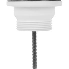 Выпуск для раковины McAlpine с пробкой Ø60 мм