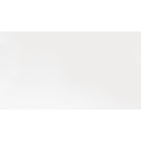 Плитка настенная «Блю Шеврон»  25х45 см 1.46 м² цвет белый