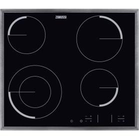 Варочная панель электрическая ZANUSSI ZEV56341XB, цвет чёрный