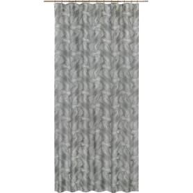 Штора на ленте «Геометрия», 160x280 см, геометрия, цвет чёрный