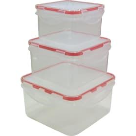 Набор контейнеров Amore 0,4л/0,7л/1,2л