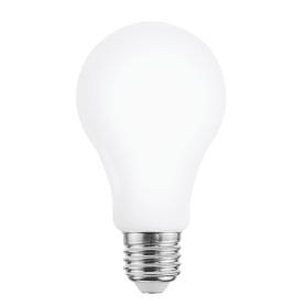 Лампа светодиодная филаментная Lexman E27 220 В 16 Вт груша матовая 2452 лм, тёплый белый свет
