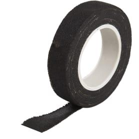 Изолента хлопчатобумажная Oxion 15 мм x 5 м, цвет чёрный