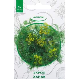 Семена Укроп «Ханак» XS