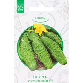 Семена Огурец «Скорпион» F1 XS