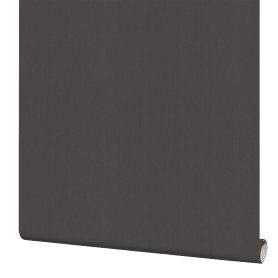 Обои флизелиновые Inspire Anna чёрные 1.06 м 640236