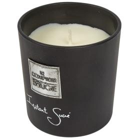 Свеча ароматизированная в стакане «Сладкий момент»
