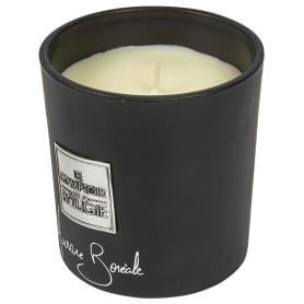 Свеча ароматизированная в стакане «Северное сияние»