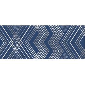 Декор настенный Azori «Festa» 20.1x50.5 см цвет синий индиго