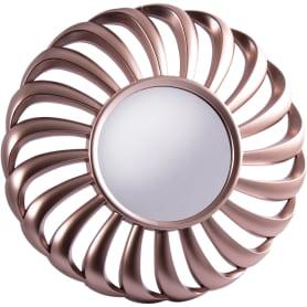Зеркало настенное «Лопасти», круг, 40 см