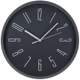 Часы настенные «Графит» 31 см