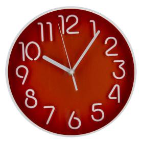 Часы настенные «Апельсин» 25 см
