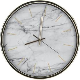 Часы настенные «Мрамор» 30 см