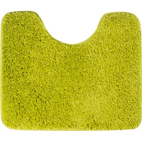 Коврик для туалета Fulia 50x60 см цвет зелёный