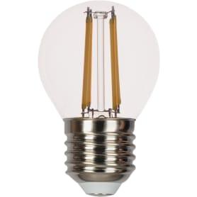 Лампа светодиодная Gauss E27 230 В 11 Вт шар прозрачная 720 лм теплый белый свет