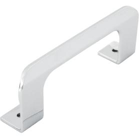 Ручка-скоба мебельная S-4150 96 мм, цвет хром