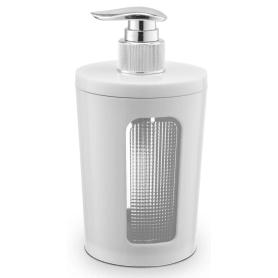 Диспенсер для жидкого мыла Scarlet цвет белый