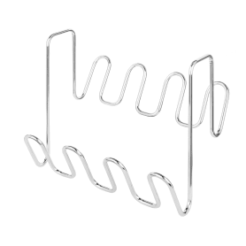 Крючок на душевую кабину «Модулус» цвет хром