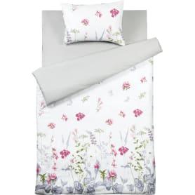 Комплект постельного белья Inga полутораспальный сатин цвет мультиколор