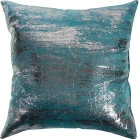Подушка «Альгамбра» 40x40 см цвет бирюзовый