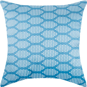 Подушка «Марракеш» 40х40 см цвет синий