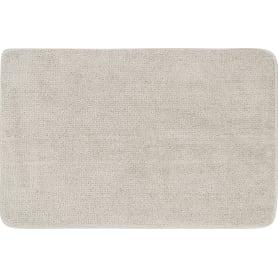 Коврик для ванной комнаты Presto 45x70 см цвет серый