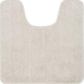 Коврик для туалета Presto 45x45 см цвет серый