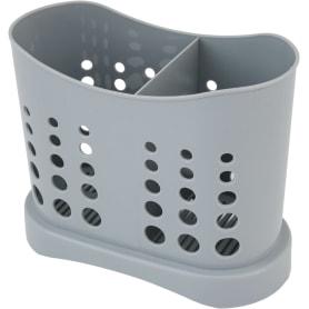 Сушилка для столовых приборов Stockholm, цвет серый
