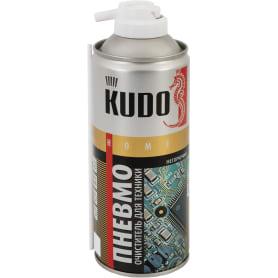 Пневмоочиститель для техники Kudo «Сжатый воздух» негорючий 520 мл