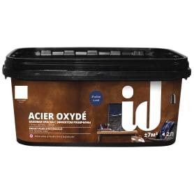Краска ID Acier Oxyde эффект ржавчины 2 л