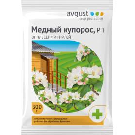 Средство от болезней садовых растений «Медный купорос» 300 г