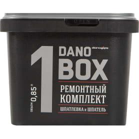 Ремкомплект готовый шпатель Danogips DanoBOX 1 кг